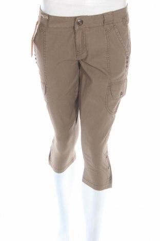 Дамски панталон Replay, Размер S, Цвят Кафяв, Памук, Цена 16,12лв.