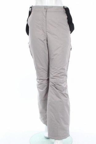 Дамски панталон за зимни спортове Express, Размер XL, Цвят Сив, Полиестер, Цена 19,47лв.