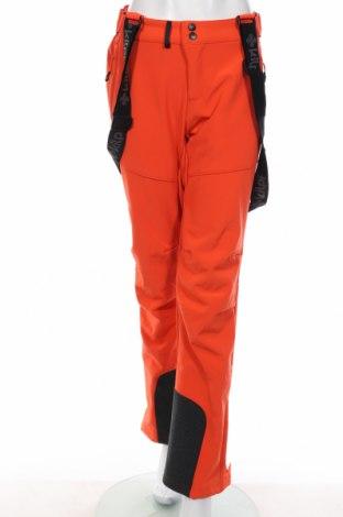 Γυναίκειο παντελόνι για χειμερινά σπορ Kilpi, Μέγεθος M, Χρώμα Πορτοκαλί, 96% πολυεστέρας, 4% ελαστάνη, Τιμή 32,99€