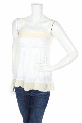 Dámske tielko  Abercrombie & Fitch, Veľkosť XS, Farba Biela, 60% bavlna, 40% polyester, Cena  7,71€