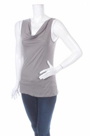 Γυναικείο αμάνικο μπλουζάκι Summum, Μέγεθος M, Χρώμα Γκρί, Βισκόζη, Τιμή 4,02€