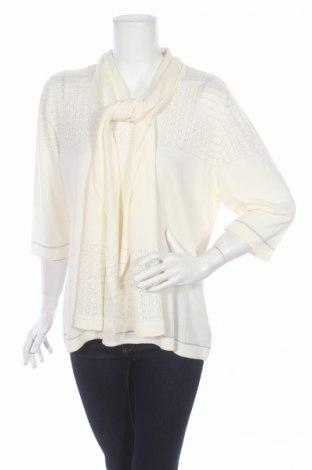 Дамски пуловер Atelier Gs, Размер XL, Цвят Екрю, Цена 6,65лв.