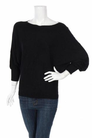 Дамски пуловер Avocado, Размер L, Цвят Черен, Вискоза, полиамид, Цена 22,93лв.
