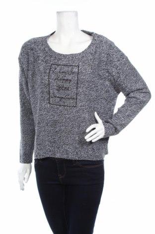 Дамски пуловер Complices, Размер L, Цвят Сив, Акрил, Цена 20,52лв.