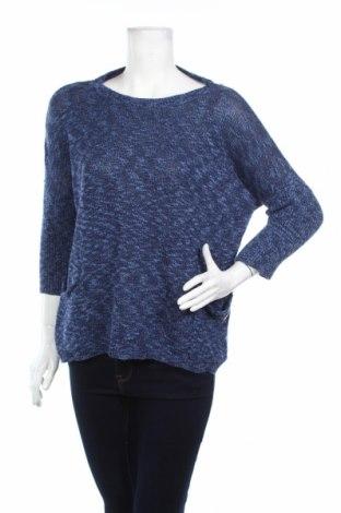 Дамски пуловер Complices, Размер M, Цвят Син, Памук, Цена 20,52лв.