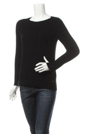 Дамски пуловер Esprit, Размер XS, Цвят Черен, 61% вискоза, 39% полиестер, Цена 62,00лв.