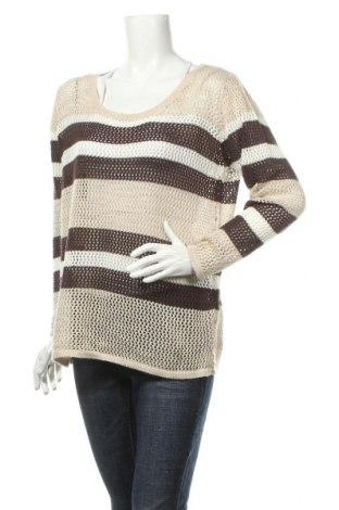 Дамски пуловер Janina, Размер XL, Цвят Бежов, Полиакрил, Цена 6,25лв.