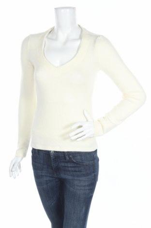 Дамски пуловер Mango, Размер XS, Цвят Екрю, 84% полиестер, 14% вискоза, 2% еластан, Цена 24,15лв.