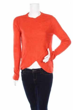 Дамски пуловер Mango, Размер M, Цвят Оранжев, Акрил, Цена 24,15лв.