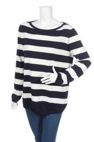 Дамски пуловер Esprit, Размер L, Цвят Син, Памук, Цена 96,00лв.
