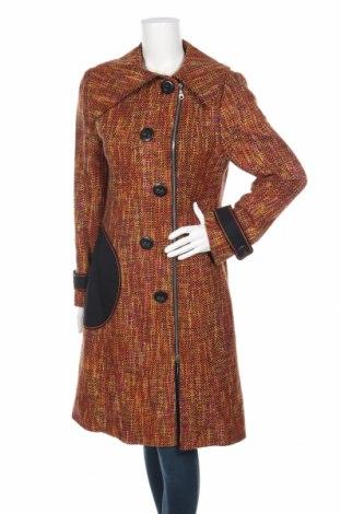 Γυναικείο παλτό Marc Cain, Μέγεθος M, Χρώμα Πολύχρωμο, Τιμή 186,29€