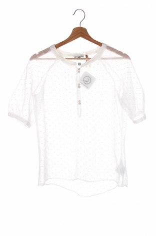 Детска блуза Jbc, Размер 12-13y/ 158-164 см, Цвят Бял, Полиестер, Цена 3,06лв.