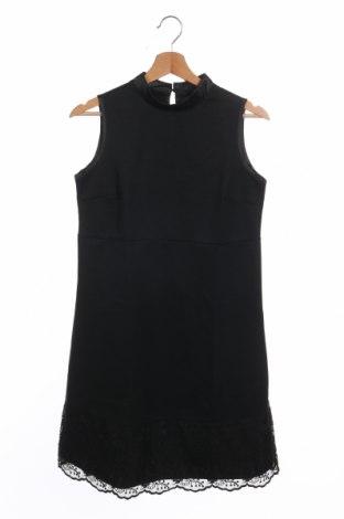 Rochie de copii Buffalo, Mărime 13-14y/ 164-168 cm, Culoare Negru, 75% poliuretan, 20% viscoză, 5% elastan, Preț 27,84 Lei