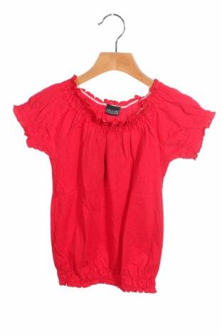 Детска блуза Arizona, Размер 5-6y/ 116-122 см, Цвят Червен, Памук, Цена 8,40лв.