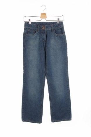 Детски дънки Alive, Размер 13-14y/ 164-168 см, Цвят Син, 100% памук, Цена 3,90лв.