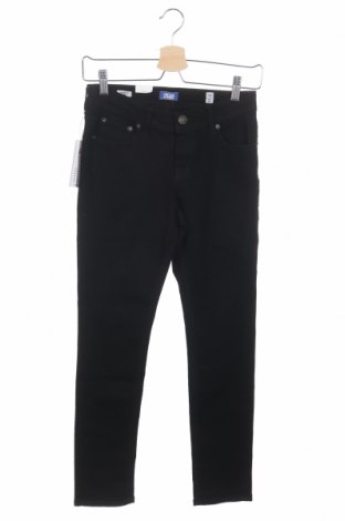 Dětské džíny  Jack & Jones, Rozměr 11-12y/ 152-158 cm, Barva Černá, 70% bavlna, 28% polyester, 2% elastan, Cena  221,00Kč