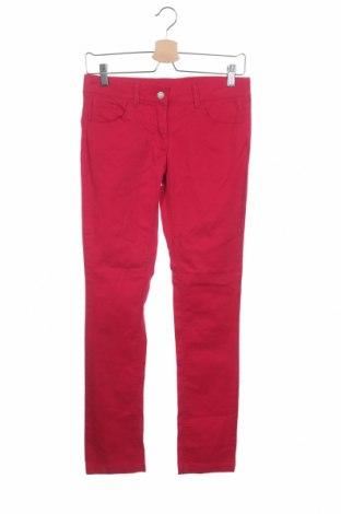 Dětské džíny  United Colors Of Benetton, Rozměr 11-12y/ 152-158 cm, Barva Růžová, 98% bavlna, 2% elastan, Cena  275,00Kč