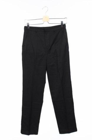 Dziecięce spodnie Tg, Rozmiar 12-13y/ 158-164 cm, Kolor Czarny, 65% poliester, 35% wiskoza, Cena 10,02zł