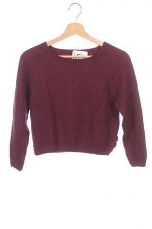 Детски пуловер Arizona, Размер 7-8y/ 128-134 см, Цвят Лилав, Полиакрил, Цена 18,62лв.