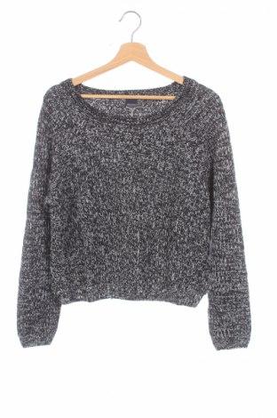 Детски пуловер Arizona, Размер 13-14y/ 164-168 см, Цвят Черен, Полиакрил, Цена 18,62лв.