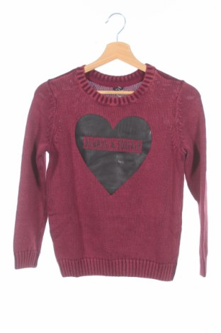 Детски пуловер Arizona, Размер 9-10y/ 140-146 см, Цвят Лилав, Памук, Цена 18,62лв.