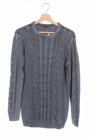 Детски пуловер Arizona, Размер 15-18y/ 170-176 см, Цвят Сив, Памук, Цена 18,62лв.