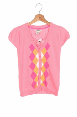 Детски пуловер Cherokee, Размер 11-12y/ 152-158 см, Цвят Розов, 100% памук, Цена 6,00лв.