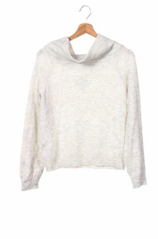 Dětský svetr  H&M, Rozměr 10-11y/ 146-152 cm, Barva Béžová, 54%acryl, 29% polyamide, 10% polyester, 4% vlna, 3% elastan, Cena  325,00Kč