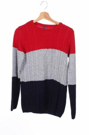 Детски пуловер Lc Waikiki, Размер 11-12y/ 152-158 см, Цвят Многоцветен, Акрил, Цена 7,00лв.