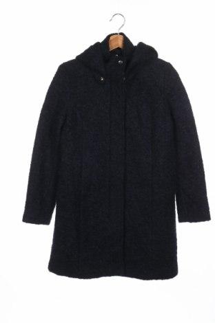 Детско палто Only, Размер 11-12y/ 152-158 см, Цвят Син, 60% полиестер, 40% вълна, Цена 71,20лв.