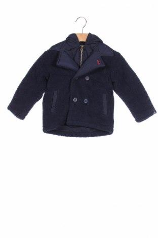Dziecięca kurtka Jean Bourget, Rozmiar 2-3y/ 98-104 cm, Kolor Niebieski, Poliester, Cena 270,45zł