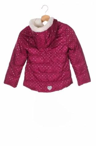 Детско яке S.Oliver, Размер 7-8y/ 128-134 см, Цвят Лилав, Полиестер, пух, Цена 95,20лв.