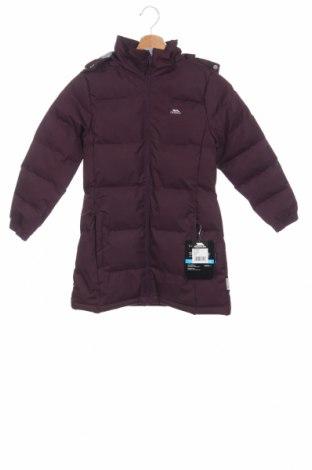 Detská bunda  Trespass, Veľkosť 7-8y/ 128-134 cm, Farba Fialová, Polyester, Cena  61,34€