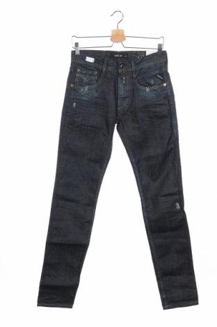 Мъжки дънки Replay, Размер XS, Цвят Син, Памук, Цена 37,67лв.
