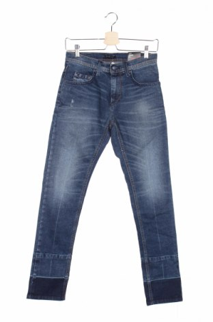 Pánské džíny  Sisley, Rozměr XS, Barva Modrá, 88% bavlna, 10% polyester, 2% elastan, Cena  316,00Kč