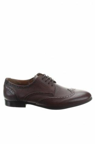 Мъжки обувки Aldo, Размер 41, Цвят Кафяв, Естествена кожа, Цена 58,05лв.