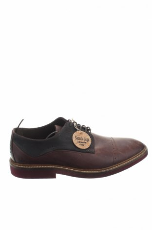 Мъжки обувки Tbs, Размер 40, Цвят Кафяв, Естествена кожа, Цена 63,07лв.