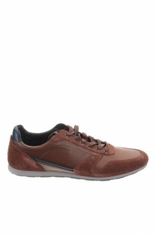 Мъжки обувки Tbs, Размер 46, Цвят Кафяв, Естествена кожа, еко кожа, Цена 59,60лв.