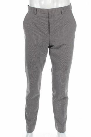 Pánské kalhoty  Hugo Boss, Rozměr M, Barva Černá, 65% vlna, 33% polyamide, 2% elastan, Cena  811,00Kč