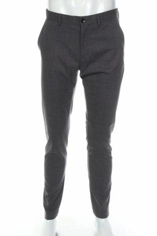 Ανδρικό παντελόνι Sisley, Μέγεθος M, Χρώμα Γκρί, 69% πολυεστέρας, 29% βισκόζη, 2% ελαστάνη, Τιμή 9,72€