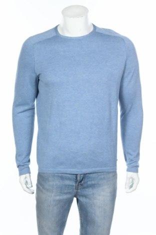 Pánský svetr  Boss Orange, Rozměr L, Barva Modrá, Bavlna, Cena  2397,00Kč