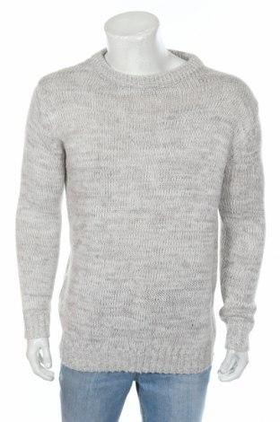 Ανδρικό πουλόβερ Tom Tailor, Μέγεθος XL, Χρώμα Γκρί, Ακρυλικό, Τιμή 28,14€