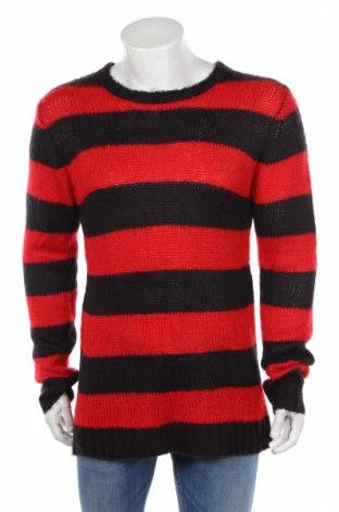 Ανδρικό πουλόβερ Zara Man, Μέγεθος XL, Χρώμα Μαύρο, Ακρυλικό, Τιμή 41,55€
