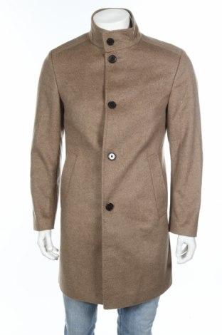 Pánský kabát  Joop!, Rozměr S, Barva Hnědá, 75% vlna, 20% polyamide, 5% kašmír , Cena  3390,00Kč
