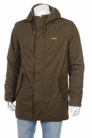 Ανδρικό μπουφάν Ragwear, Μέγεθος M, Χρώμα Πράσινο, 65% πολυεστέρας, 35% βαμβάκι, Τιμή 87,11€