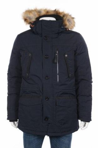 Pánska bunda  Tom Tailor, Veľkosť L, Farba Modrá, Polyester, Cena  36,70€