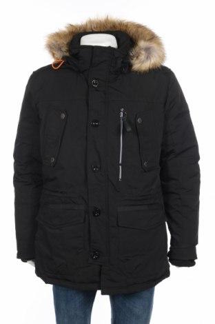 Pánska bunda  Tom Tailor, Veľkosť XL, Farba Čierna, Polyester, Cena  36,70€
