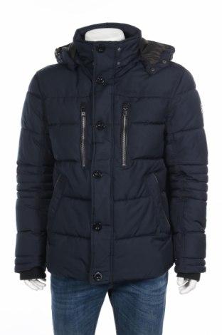 Pánska bunda  Tom Tailor, Veľkosť XL, Farba Modrá, Polyester, Cena  69,69€