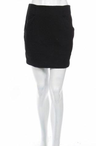 Пола Acne, Размер XS, Цвят Черен, Памук, Цена 32,00лв.