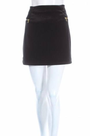 Φούστα H&M, Μέγεθος M, Χρώμα Μαύρο, 90% πολυεστέρας, 10% ελαστάνη, Τιμή 3,61€